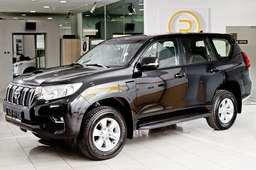 Toyota Land Cruiser Prado Стандарт 4WD -   187